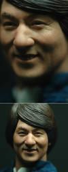 Jackie Chan by iminime