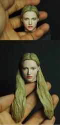 Amanda Seyfried custom head by iminime