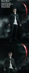 Robert Pattinson of Twilight by iminime