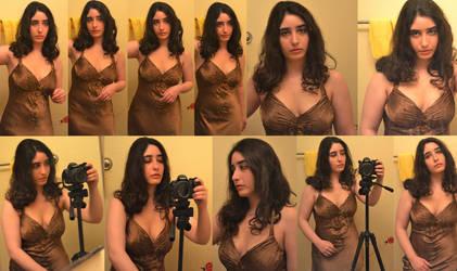 Deanna Dunn-Corleone Costume Test by Sarahfina-Rose