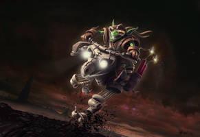 Dinobike7 by hari64