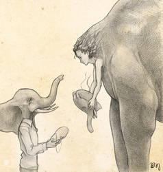 Elephantine by veyn