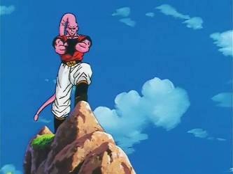 Dragon Ball Z - Majin Buu by PrincessRosie96