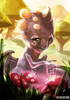 Magic Mushrooms by HumanNature84