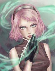 Sakura by tg-draws