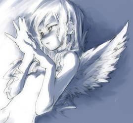 Blue Angel by henreki-san