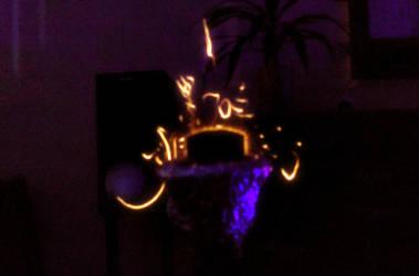 Charcoal Eclipse. by flipsidedispilf