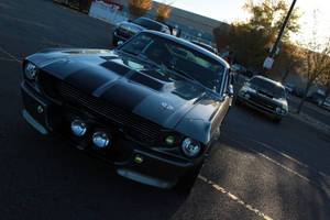Eleanor vs. Challenger by KyleAndTheClassics