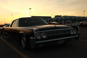 Slammed Lincoln by KyleAndTheClassics