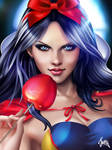 Snow White - Sisslelicious by Jerry-SBK