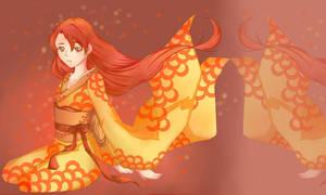 Goldfish by Iori-dono
