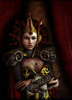 The Queen by Surama