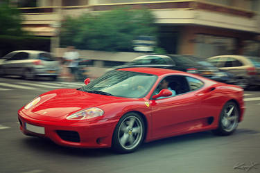 Speeding by konax