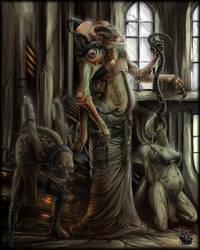 Puppet Master by sinslave