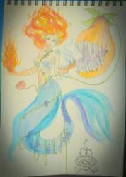 Sirene TAG by Tylia-diamond