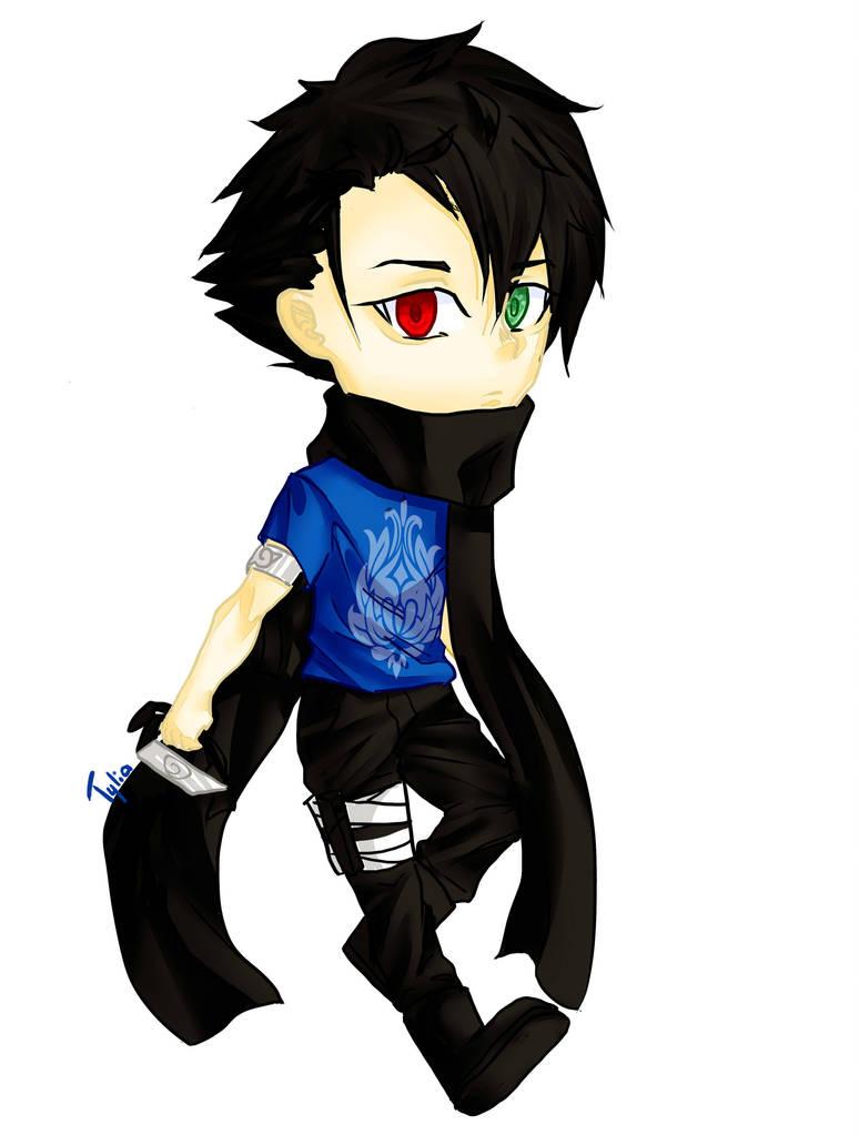 ninja by Tylia-diamond