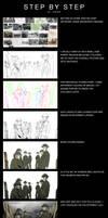 How I Draw 03 by Xinom