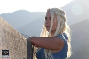 Daenerys by PennyDovakhiin