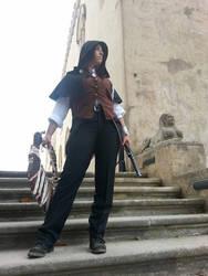 Bloodborne Hunter by PennyDovakhiin