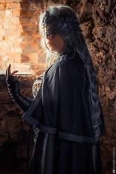 Fire Keeper Dark Souls 3 by PennyDovakhiin