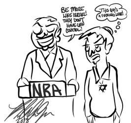 NRA is Lying by ThePhilosophicalJew