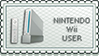 Wii USER STAMP by cyberz7