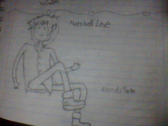 Marshall Lee by AlondrixWinner
