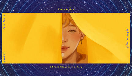 1YearWithSerendipity by FeliciaXD