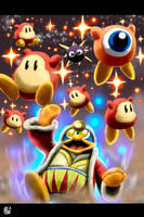 Waddle Dee Army by Pdubbsquared