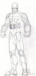 Spectre Armor by martfam816