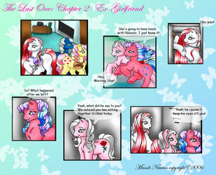 The Last One Chapter 2 Page 1 by customlpvalley