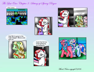 The Last One Chapter 3 Page 1 by customlpvalley