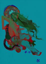 Astrolose - Alien insomnie by Hildebear