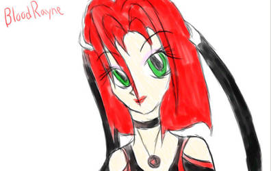 BloodRayne by srlOctober23 by bloodraynefans