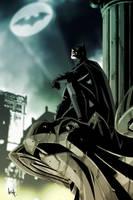The Batman by kit-kit-kit