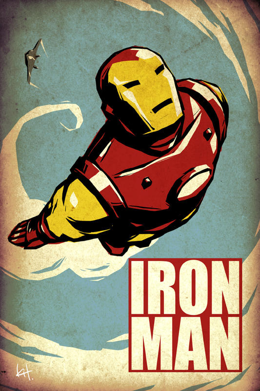 I am Ironman by kit-kit-kit