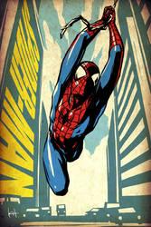 Web of Spider-Man by kit-kit-kit