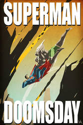 Superman Doomsday by kit-kit-kit