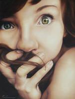 In the wink of an eye by PIOart