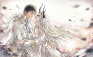 MAGE: king and queen by yukihomu