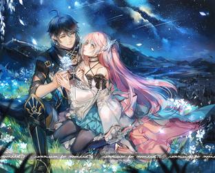 starlight fantasia by yukihomu