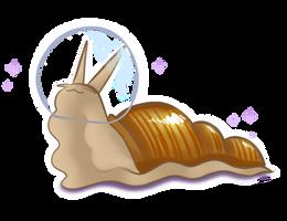 Snailonaut by Raspbearies