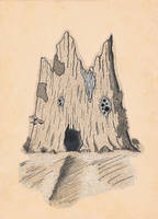 Entrance to The Underground Kingdom by Berandas