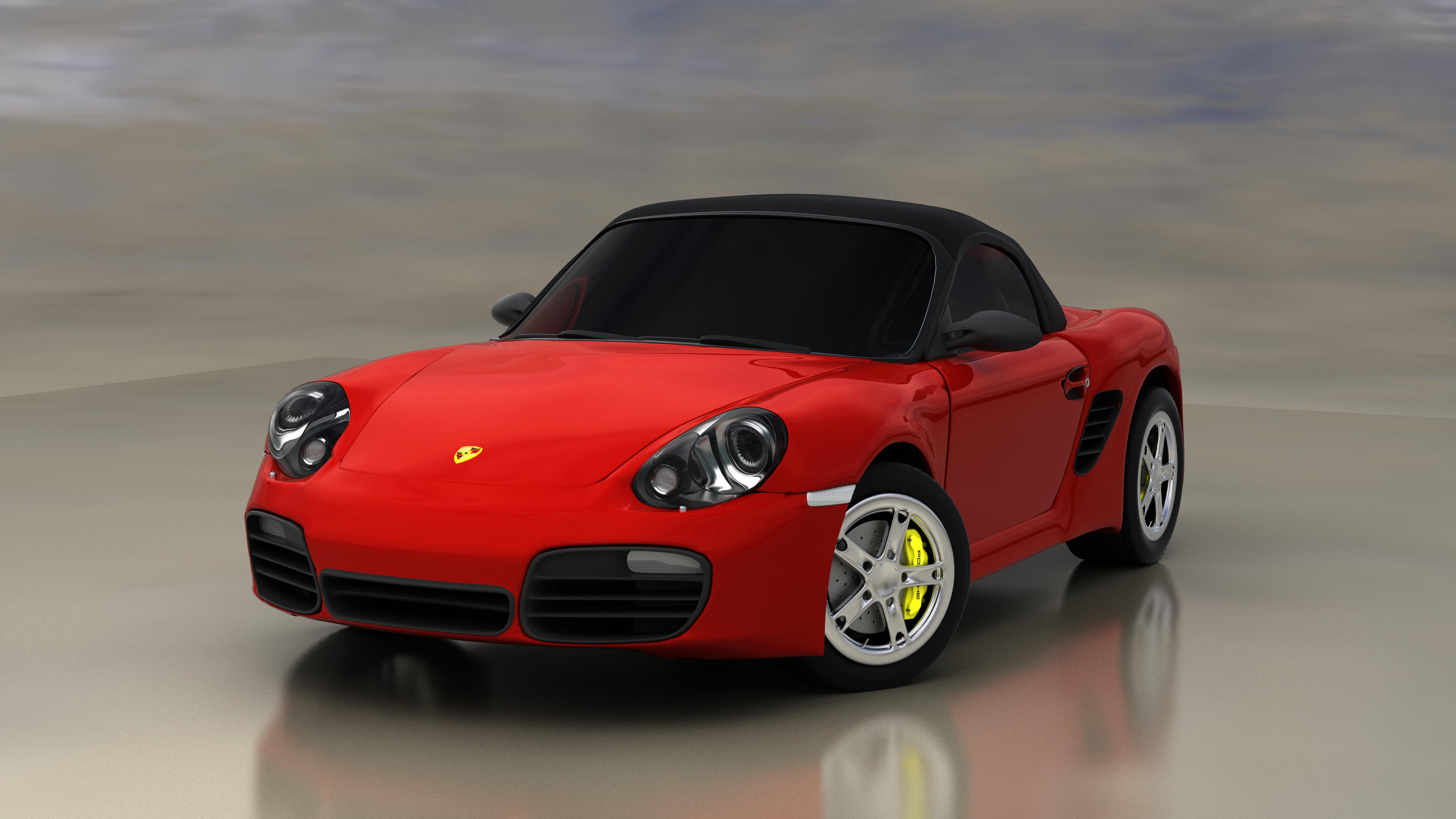 Porsche Boxster by Berandas