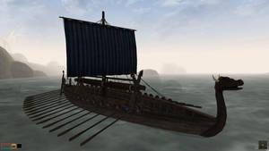 Longboat1 by Berandas