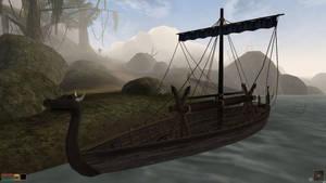 Longboat2 by Berandas