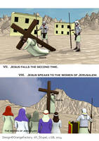 Stations of the cross - comics - page 4 by Berandas