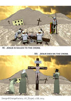 Stations of the cross - comics - page 6 by Berandas