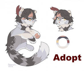 ADOPT AUCTION OPEN by QwireNeko
