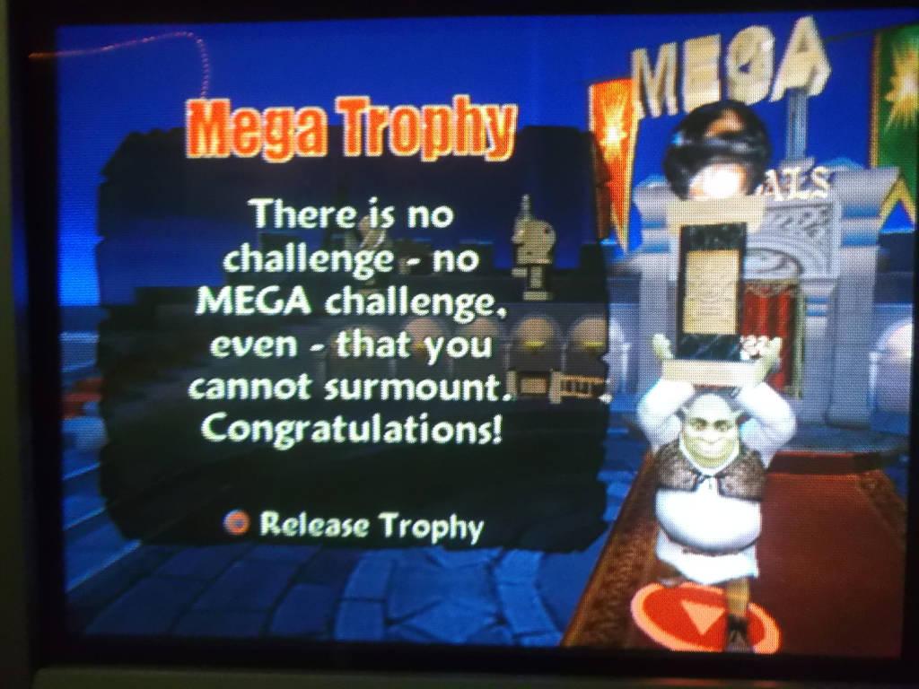 Mega Trophy From Shrek Superslam By Androidx92 On Deviantart